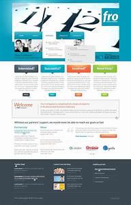 Advertising Agency Website Template  41841