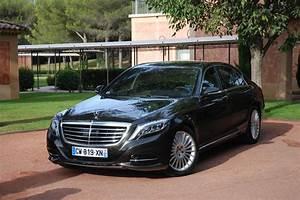 Mercedes Classe S Limousine : essai mercedes classe s w222 motorlegend ~ Melissatoandfro.com Idées de Décoration