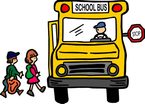 school bus safety clipart - WikiClipArt