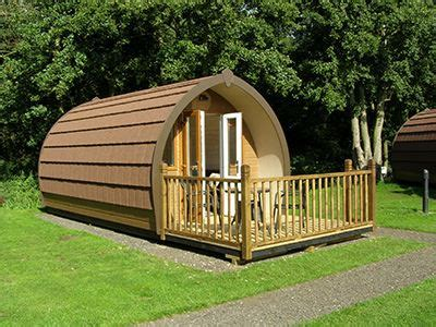 glamping  luxury touring park pods camping news camping