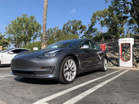 2018 Tesla Model 3 First Drive Review This Is The Future