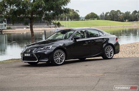 2017 Lexus Is 200t Sports Luxury Review (video