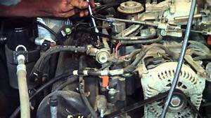 2000 Grand Marquis Spark Plug Change How To 4 6l