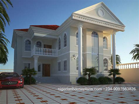 4 Bedroom Duplex Designs In Nigeria