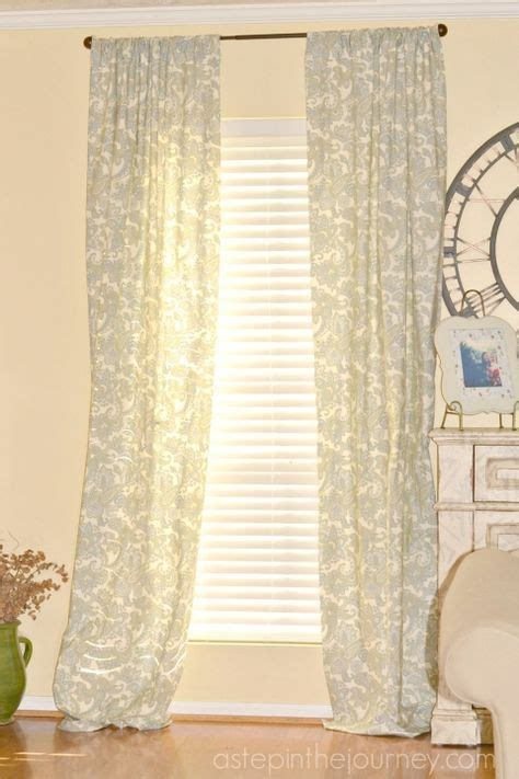 How To Make Drapes Without Sewing - 25 unique flat sheet curtains ideas on sheets