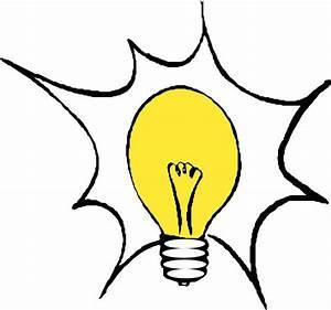 Lightbulb Light Bulb Clip Art 2 Image  14463