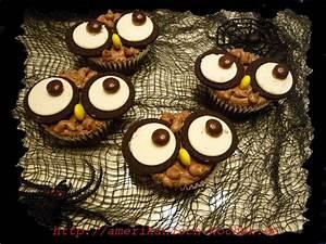 Halloween Muffins Rezepte Mit Bild : halloween special 2012 eulen cupcakes amerikanisch ~ Frokenaadalensverden.com Haus und Dekorationen