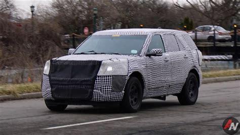amazing  ford escape interior partly revealed  spy