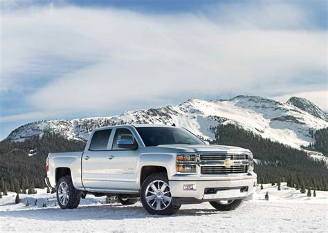 2014 Chevrolet Silverado High Country Review, Specs, Mpg
