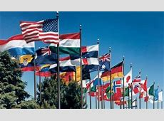 World Flags 192 United Nations Member Set 2' x 3