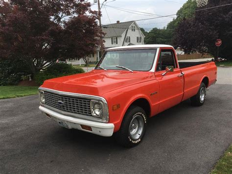 C10 Classifieds by 1971 Chevrolet C10 For Sale 2249565 Hemmings Motor News