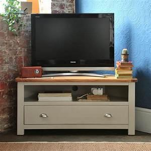 Meuble Angle Tv : meuble d 39 angle tv de style contemporain et moderne ~ Teatrodelosmanantiales.com Idées de Décoration