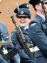 RAF Regiment Now Open To Female Recruits • The Military Times