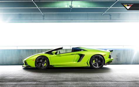 2014 Vorsteiner Lamborghini Aventador V Verde Ithaca 5