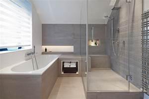 Bilder Moderne Badezimmer : steinr cke fsb gmbh bad raum in perfektion modernes bad mit lichtregal ~ Sanjose-hotels-ca.com Haus und Dekorationen