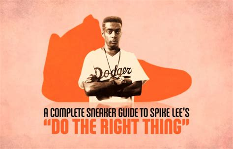 A Complete Sneaker Guide To Spike Lee's 'do