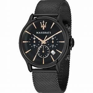 Montre Maserati Automatique : montre maserati epoca r8873618006 sur mode in motion ~ Melissatoandfro.com Idées de Décoration