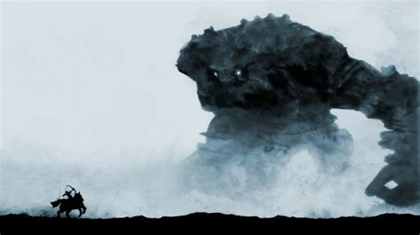 Video Games Monsters Fantasy Art Shadow Of The Colossus