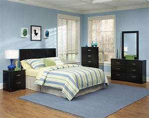 Kith, Jacob, Black, Bedroom, Set