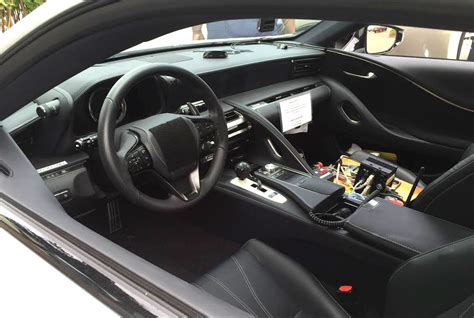 lexus lc interior auto buzz camouflaged lexus lc spotted again in
