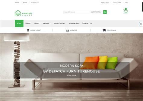 furniture wordpress themes  freshdesignweb