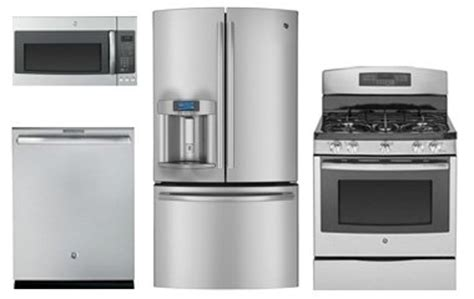 ge profile kitchen appliance package stainless abtcom