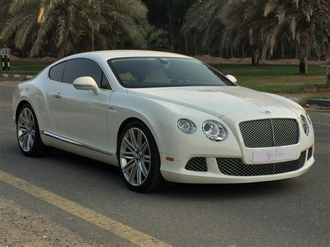 bentley continental gt speed  united arab emirates