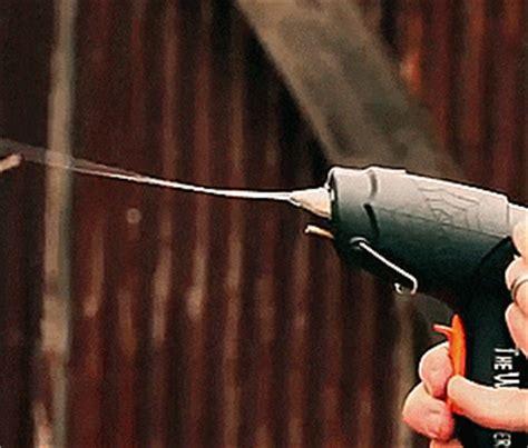 webcaster gun shoots  spider web decorations