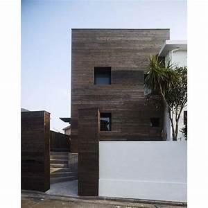 Shou Sugi Ban : remodeling 101 shou sugi ban wood as siding and flooring by ~ Zukunftsfamilie.com Idées de Décoration