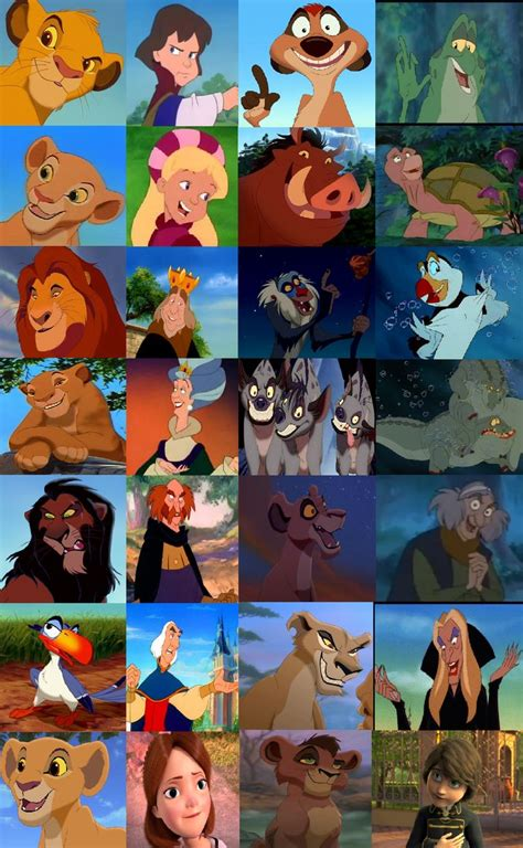 lion king  swan princess similarities  hillygon