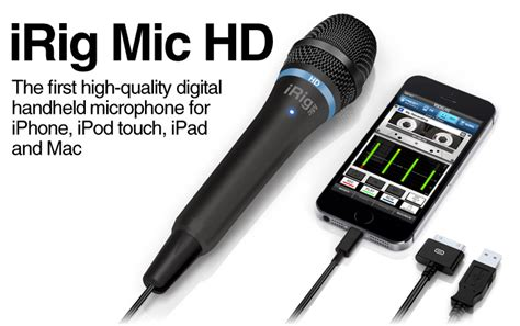 mic for iphone a digital hd recording mic for your iphone