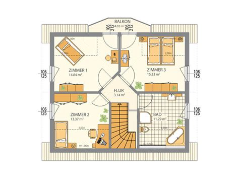 Einfamilienhaus Classic Living 125 by Einfamilienhaus Classic Quot Living 125 Quot Das Haus