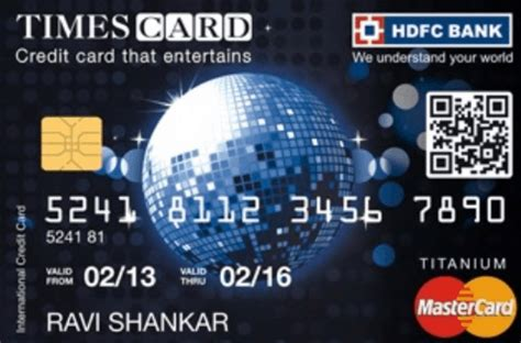 Hdfc times credit card review. 51 Best Credit Card in India 2020 (Review & Comparison) | Cash Overflow