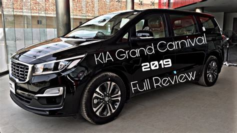 kia grand carnival gc   full reviewnew price