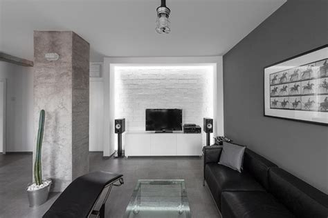 luxurious high  apartment transformation hosting iconic