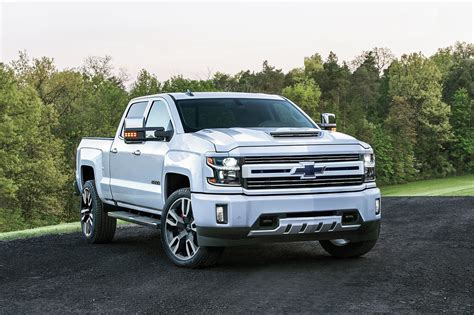 2019 Chevrolet Silverado 4500hd And 5500hd To Drop In