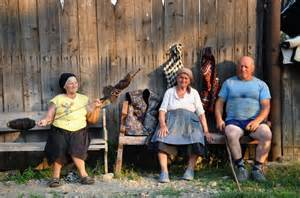 People From Romania