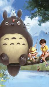 My Neighbor Totoro Wallpaper (64+ pictures)
