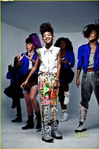 Best Willow Smith Whip My Hair Photos 2017 – Blue Maize