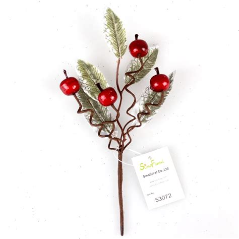 christmas berry picks wholesale
