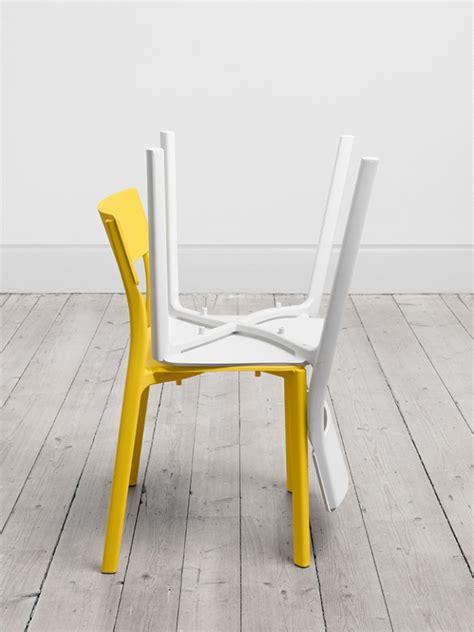 chaises blanches ikea chaises janinge ikea blanche jaune
