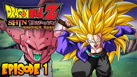 dragon ball  shin budokai  road episode