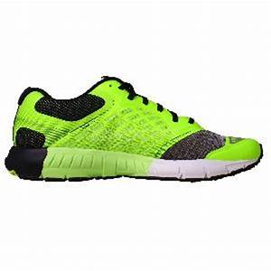 Reebok e Guide 2 0 Neon Yellow Black White Mens Running