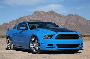 2014 Ford Mustang Gets Rev 1 Hood from Revelare - autoevolution