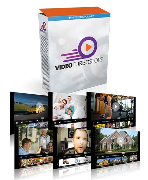 Turbo Instant Niche Templates by Bonus For Video Turbo Store Supergoodproduct