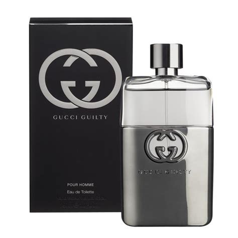 gucci guilty for pour homme 90ml eau de toilette shopping australia