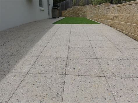 exposed aggregate paving and blocks pavers for the future