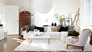 Idee Salon Scandinave : d co salon scandinave en 75 id es pour int rieur moderne ~ Melissatoandfro.com Idées de Décoration
