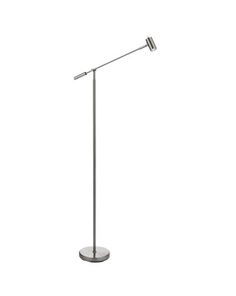 floor standing led reading ls uk searchlight led partners single light modern floor