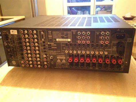 Denon AVR-3806 | Hi-Fi.ru
